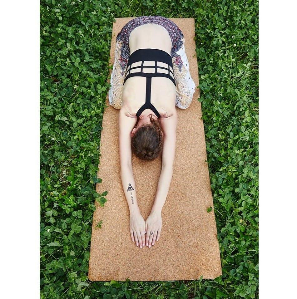 Pureful Cork Yoga Mat 2019 S Best Non Slip Hot Yoga Mat