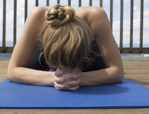 How to Fix a Slippery Yoga Mat