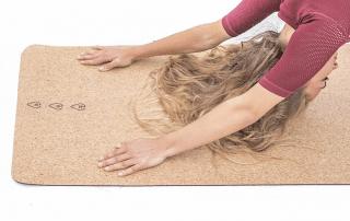 How to Clean a Cork Yoga Mat