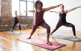 Choosing a Yoga Mat