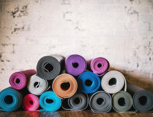 How To Choose Between A Cork vs. Rubber Yoga Mat